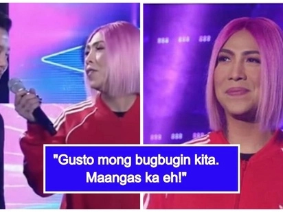 Vice Ganda muntik na daw nakipag-away sa 'Miss Q and A' portion ng 'It's Showtime'