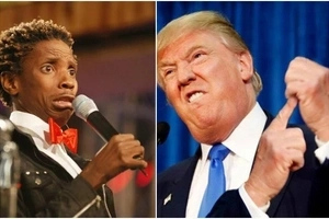 All Kenyans in the US might get deported after Eric Omondi did this while in New York