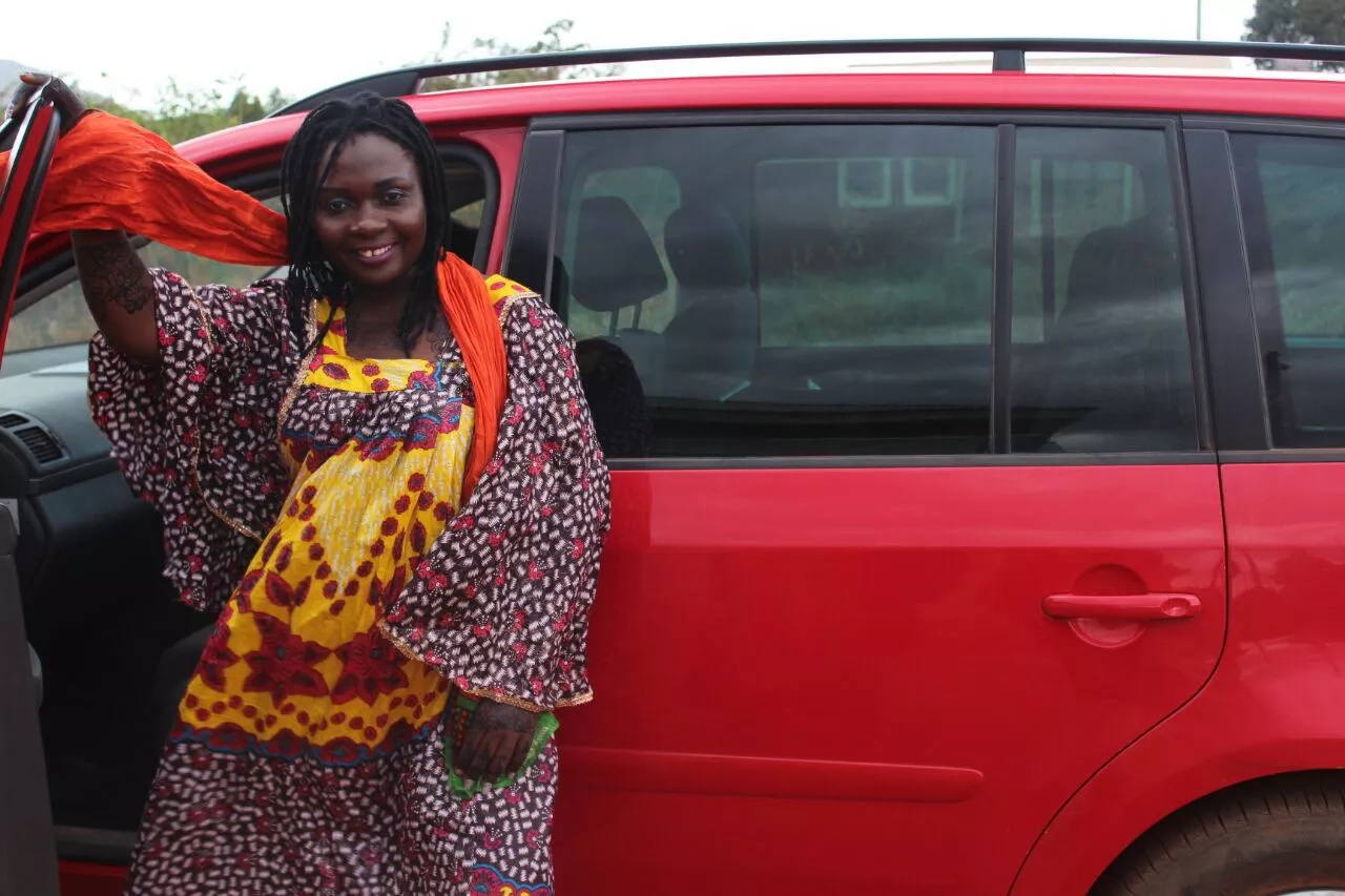See Nyota Ndogo's wedding gift from her husband