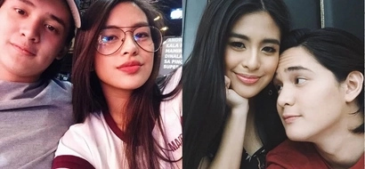 Is Gabbi Garcia 'verbally abusive' to Ruru Madrid whenever they fight?