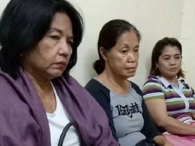Ingat po tayo sa kanila! These old women might target you for their evil deeds