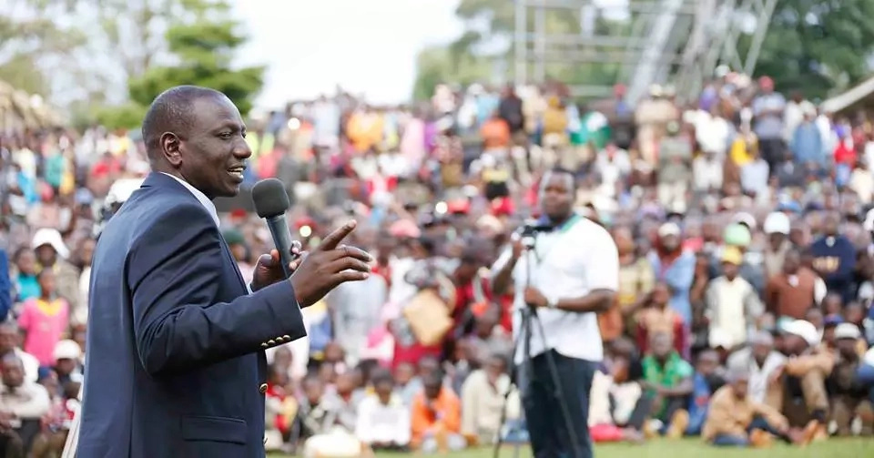 DP William Ruto issues shoot to kill order