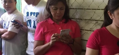 Smartmatic malfunctions, VP candidate Leni Robredo voting delayed