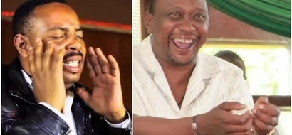 The message Ben Githae has for Kenyans who cursed at him after composing a song for Uhuruto