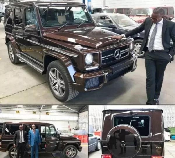 Wakili maarufu awatia wivu Wakenya kwa gari la KSh20 milioni. Ni CHUMA moto! (picha)