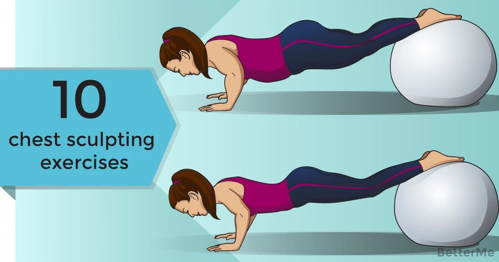 10 chest sculpting exercises for women