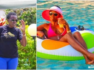 Akothee declares her undying love for one Kenyan celebrity