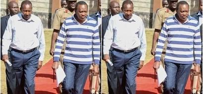 Jinsi viongozi wa kisiasa walivyoomboleza kifo cha Nkaiserry akiwemo Rais Uhuru Kenyatta