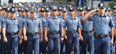 Malacañang refuses to release evidences vs. 5 police officials