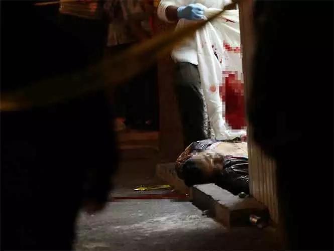 Asesinado luego de recibir disparo en la cara