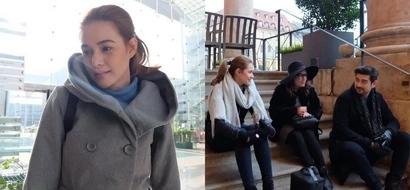 Trabaho ba talaga o bakasyon? Bea Alonzo shares how much fun she's having in Germany