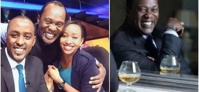 Koinange finally speaks on Janet Mbugua and Hussein leaving Citizen TV
