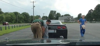 What Begins As A Normal Traffic Stop Ends Up As A Life Sentence