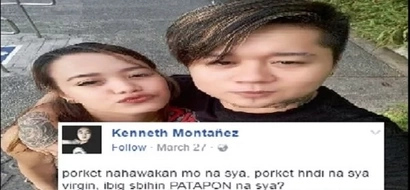 So what kung hindi na virgin? Man schools wife's ex about treating a woman right