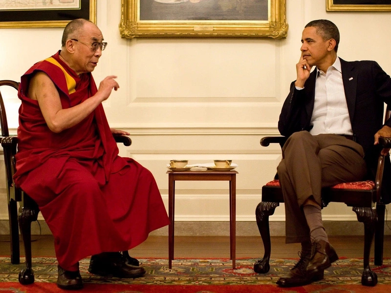 Reunión entre Obama y el Dalai Lama repercute en China