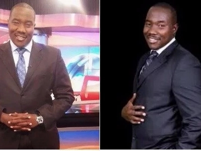 A doctors chilling message that made Citizen TV Willis Raburu hit the gym immediately