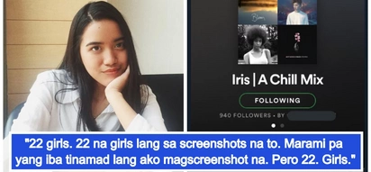 Yung mga ganitong lalaki hindi dapat pinaparami! Pinay found out her guy was cheating on her and more than 22 other girls through Spotify