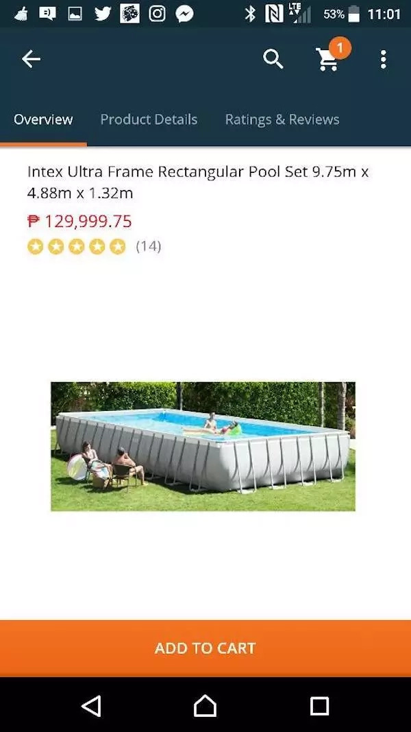 lazada-pool
