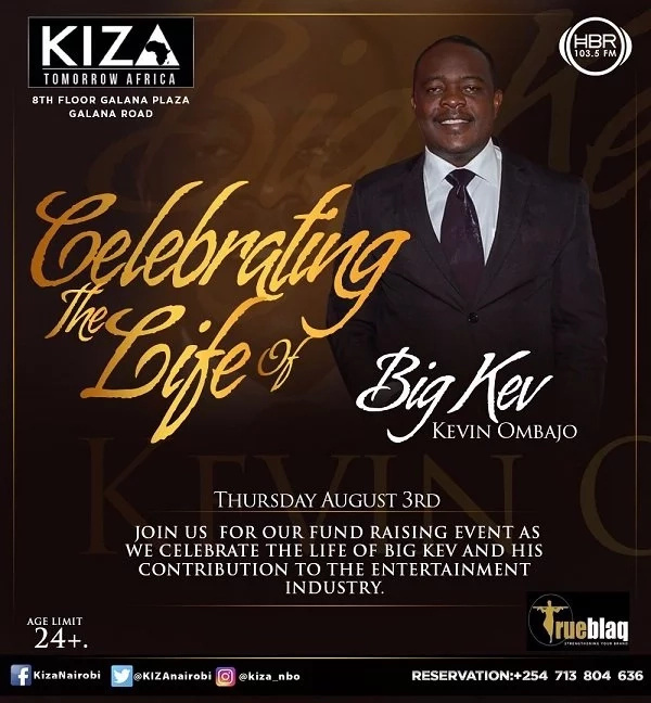 The swanky Kiza Lounge organises a fundraiser for the late Big Kev (photos)