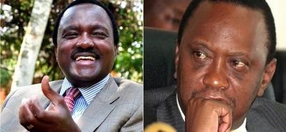 Propaganda ya Uhuru dhidi ya Kalonzo Musyoka mjini Bungoma yazimwa vibaya