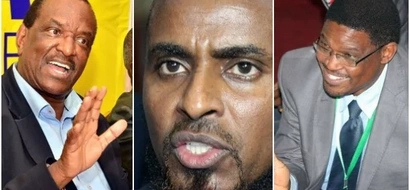 Forget the '2 horses' Uhuru and Raila, meet the six other presidential candidates rarely mentioned