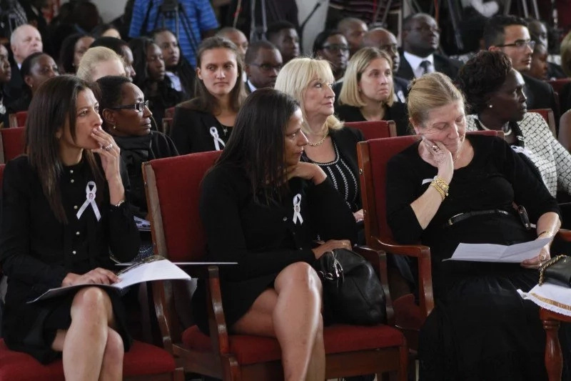 Who killed Ouko? Biwott's widow defends her late husband