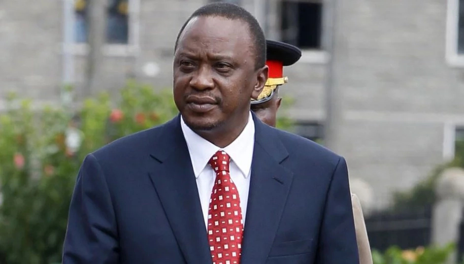 Presidential candidate attacks Uhuru over contentious election laws