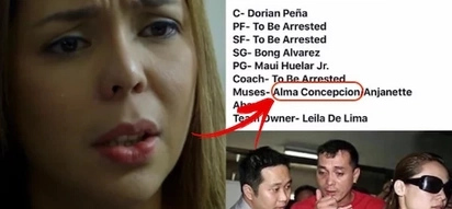 Past is past! Alma Concepcion is not happy about this netizen's post who tagged her as a 'drug muse'