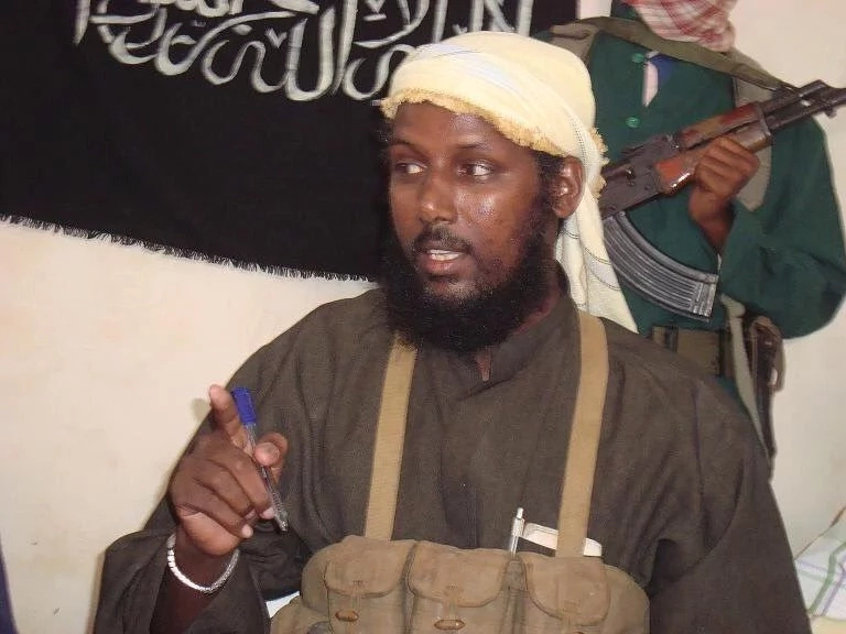 Mukhtar Robow has surrendered. Photo: Bartamaha.com