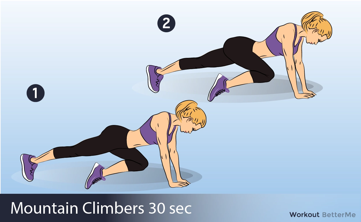 #7. Mountain climber
