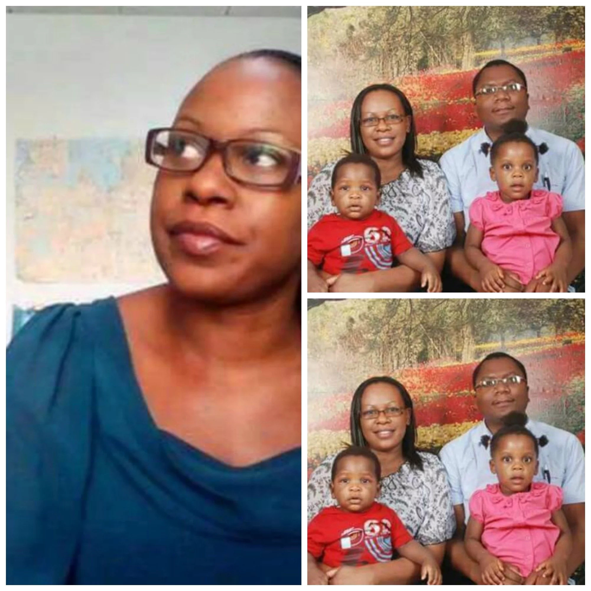Outrage as yet ANOTHER Lusaka wife brutally murders husband in front of their children (photos)