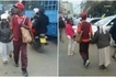 Well wishers out to seek job for kind conductor who helped granny cross roads in CBD