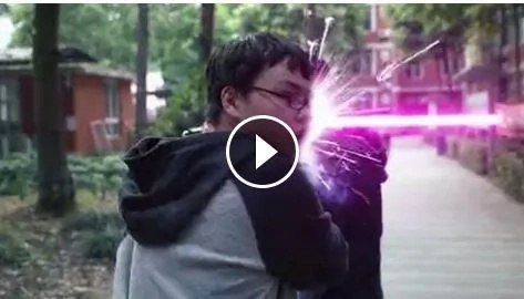 Chinese boy wows people with video's special effects