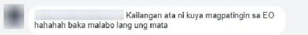 May jowa na, pogi pa! 'BABAeng kambing shared another viral post on facebook