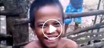 Filipino kid gives the wittiest replies to the question 'Anong English ng?'