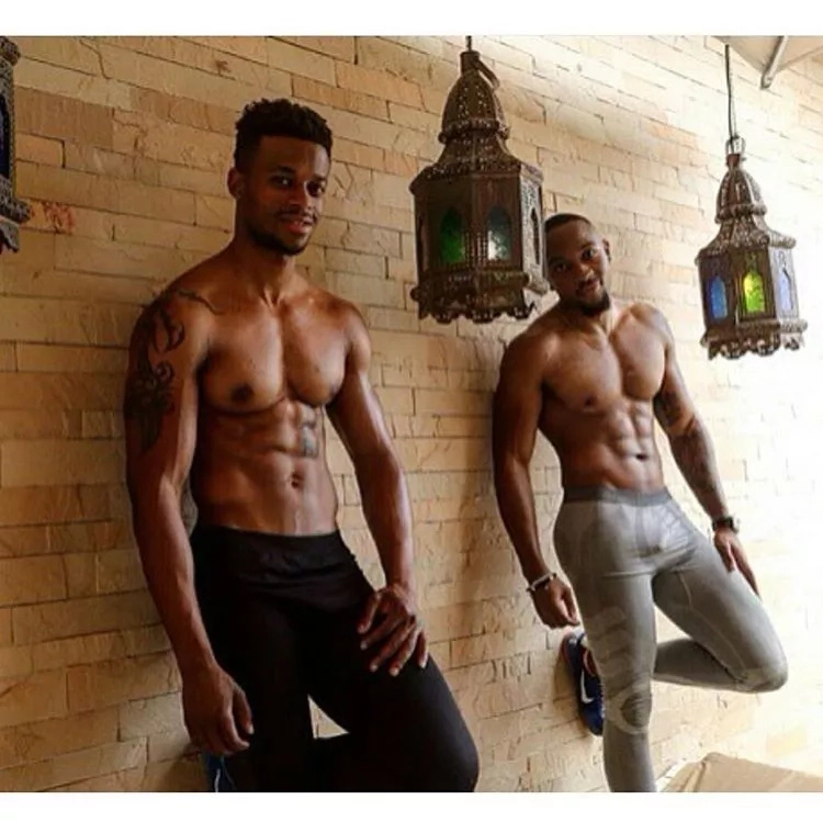Women can't get enough of the men that Kobi Kihara hits the gym with (Photos)