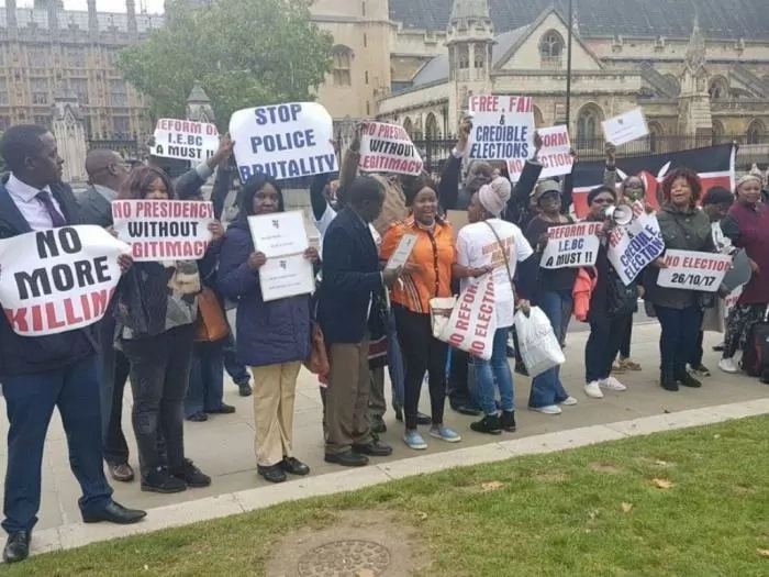 Why NASA supporters in the UK endorsed Raila's planned swearing-in on December 12