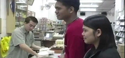 Ang sweet! Married OFW couple has to travel 6 hours just to see other