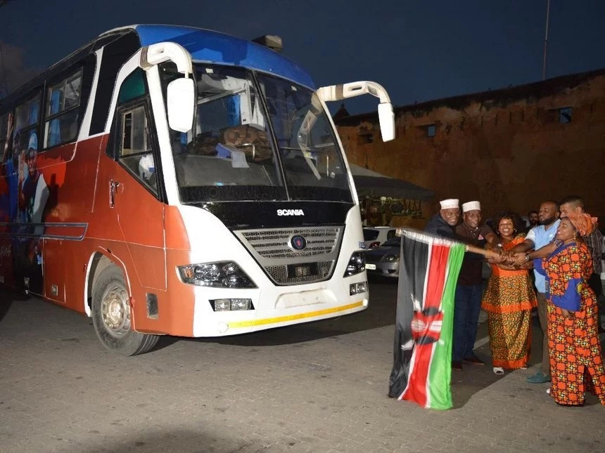 ODM flags-off only one bus insead of the 47 it had promised