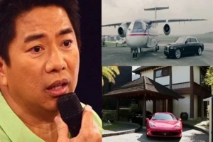 Willie Revillame showed his cars, mansion and yacht - everything he owns