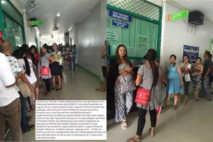 Ay malala naman pala! Netizen shares horrible experience in Laguna hospital