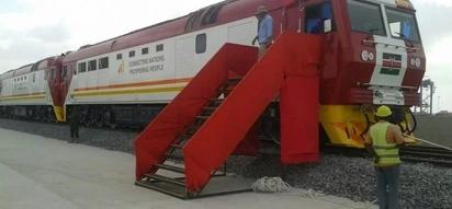 Huu ndio muda kamili utakaochukuliwa na treni ya SGR kutoka Nairobi hadi Mombasa