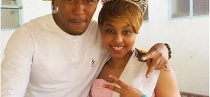 DJ Mo HUGS Miss Langata prisoner, who stabbed her boyfriend 22 times. See Kenyans' reactions
