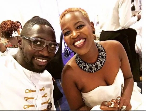 After Bien, Sauti Sol's Polycarp Otieno shows off his girl for the first time ever