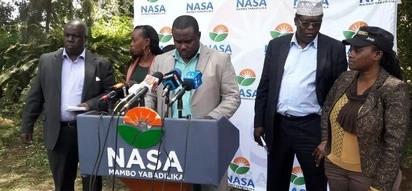 NASA kuishtaki serikali kwenye ICC kwa mauwaji ya wafuasi wake