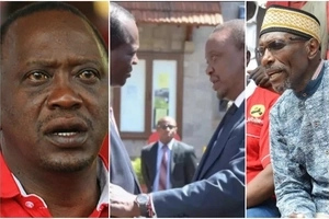 Your Jubilee is being micromanaged – 190 officials THREATEN Uhuru