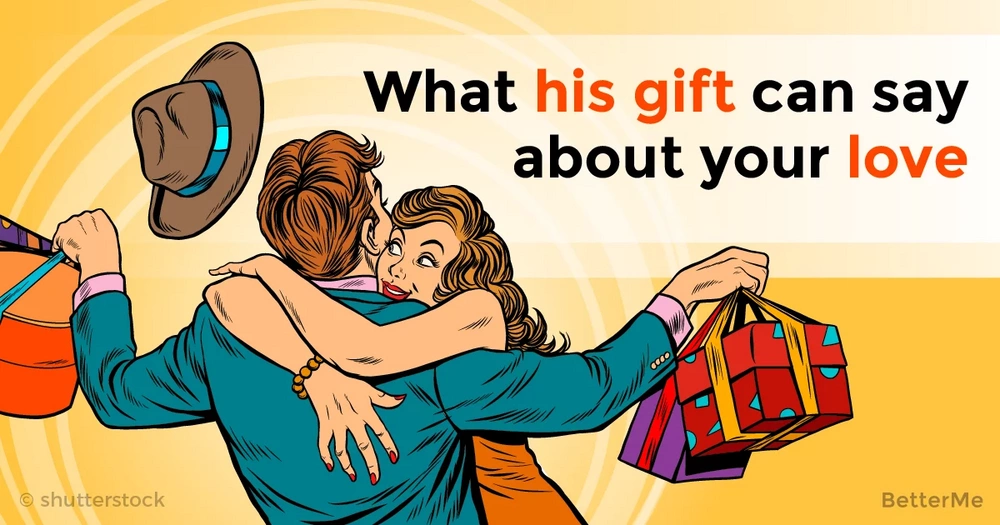 What his gift can say about your love