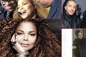 Check out first photos of Janet Jackson after giving birth