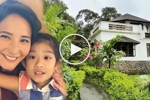Para sa pamilya! This paradise in El Nido Palawan is Katrina Halili's personal haven. See how beautiful it is!