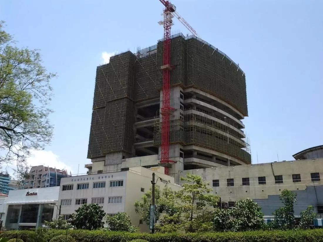 Nakumatt sasa latimuliwa kutoka jumba la Hazina Towers Nairobi kwa kukosa kulipa kodi